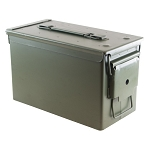 50 CAL. Ammo Can - Military Surplus - Grade I