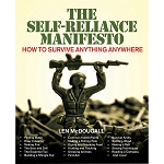 Book: The Self Reliance Manifesto - Survive Anything Anywhere
