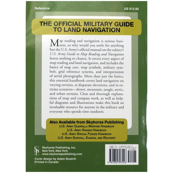 US Army Guide To Map Reading And Navigation Browse Millions Of - Us army map reading