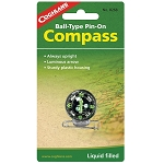 Coghlans Pin-On Ball Compass
