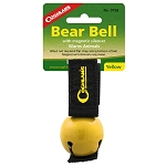 Coghlan's Magnetic Bear Bell - Yellow