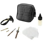 Condor Recon Gun Cleaning Kit - Black