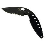 Ka-Bar TDI Folder Serrated Knife