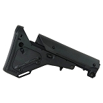 Magpul UBR Utility/Battle Rifle Collapsible Stock - Black