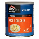 Mountain House Entree - Rice And Chicken