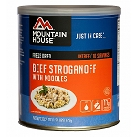 Mountain House Entree - Beef Stroganoff