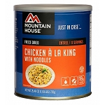 Mountain House Entree - Chicken a la King