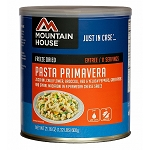 Mountain House Entree - Pasta Primavera