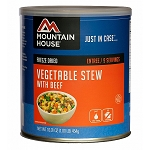 Mountain House Entree - Vegetable Stew with Beef