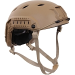 Rothco Advanced Tactical Adjustable Training Helmet - Coyote Brown