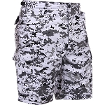 Rothco Camo BDU Shorts - City Digital Camo