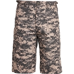 Rothco Long Length Camo BDU Short - ACU Digital Camo