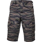 Rothco Long Length Camo BDU Short - Tiger Stripe Camo