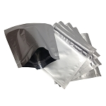 ShieldPro 5 Mil 1 Quart Mylar Bags - Zip Seal - 5 Pack