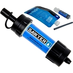 Sawyer MINI Water Filter - Blue
