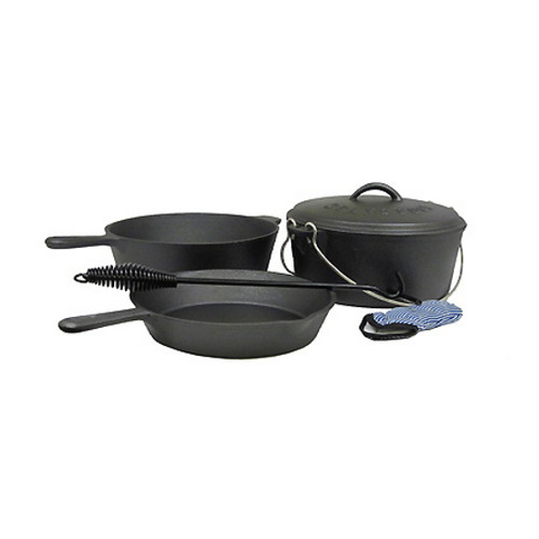 best pre seasoned cast iron skillet