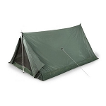 Stansport Scout 2 person Nylon Tent - Green/Tan