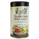 Survival Seed Vault: 5000+ Heirloom Seeds