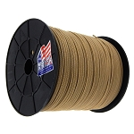 1000' Tan Atwood 550 Paracord - Spool
