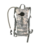 Rothco MOLLE 3-Liter Backstrap Hydration System - Digital ACU