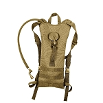 Rothco MOLLE 3-Liter Backstrap Hydration System - Coyote Brown