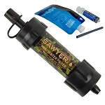 Sawyer MINI Water Filter - Camouflage