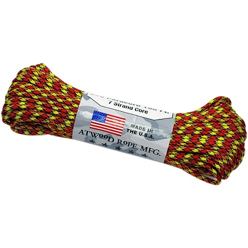 Atwood 550 Paracord - 100 ft - Marines
