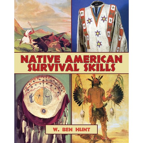 Book: Native American Survival Skills