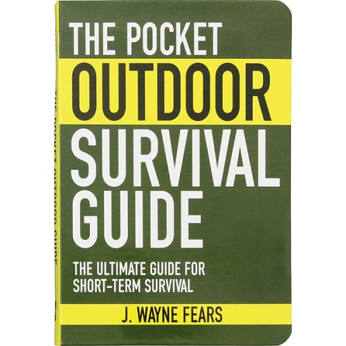 Book: The Pocket Outdoor Survival Guide