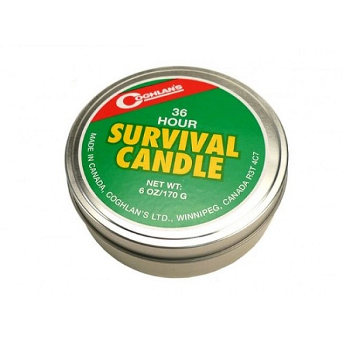 Coghlans Emergency 36-Hr Survival Candle