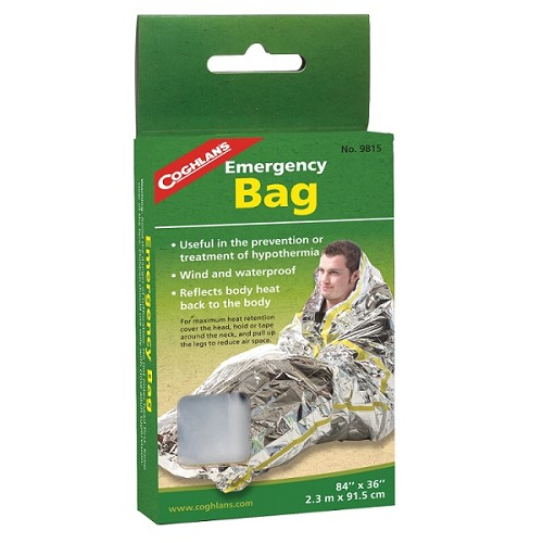 Coghlans All-Weather Emergency Bag