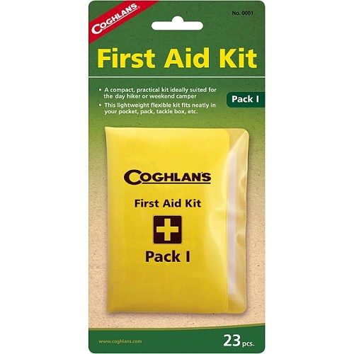 Coghlans Pack 1 First Aid Kit