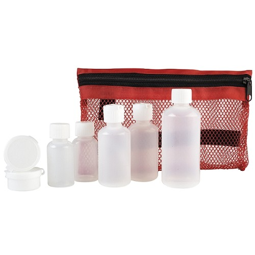 Coleman Bottles Plastic Bagged Essentials