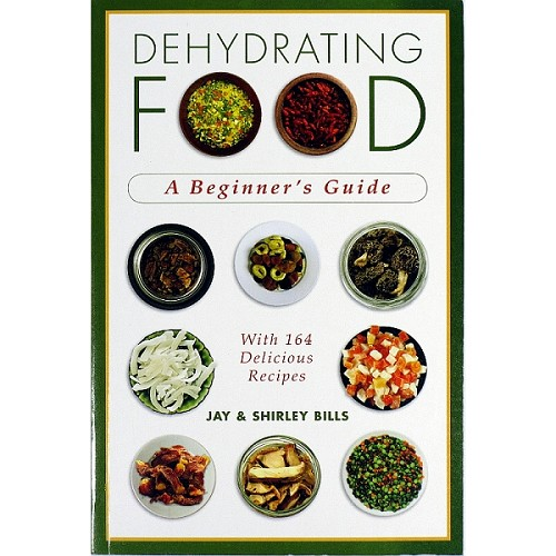 Book: Dehydrating Food - A Beginners Guide