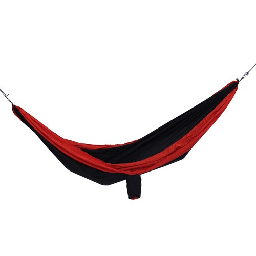 Grand Trunk Double Parachute Hammock - Navy & Red