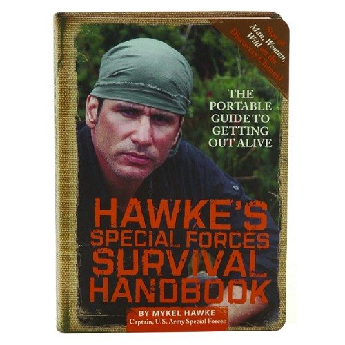 Book: Hawke's Survival Handbook