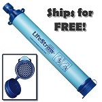 LifeStraw Water Filter + FREE BONUS