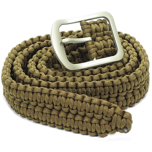 MILSPEC Paracord Belt - Tan
