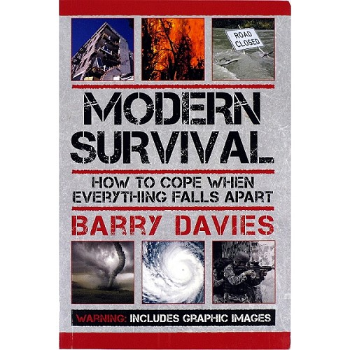 Book: Modern Survival - How to Cope When Everything Falls Apart
