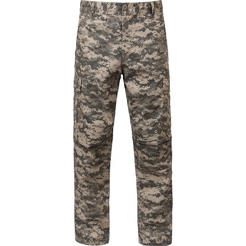 Rothco Digital Camo BDU Pants - ACU Digital Camo