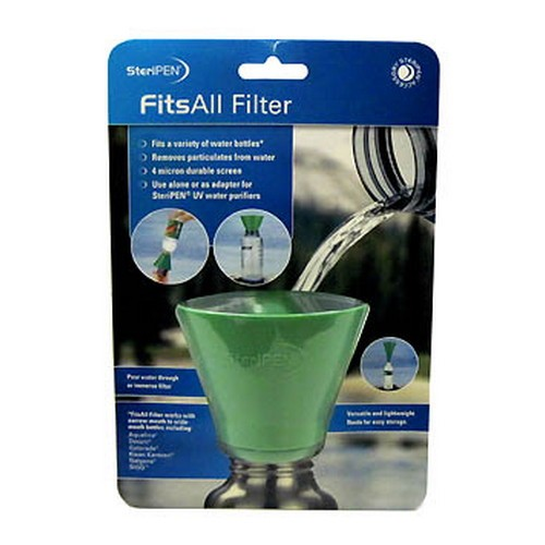 SteriPEN Fits-All Filter - Water Filter