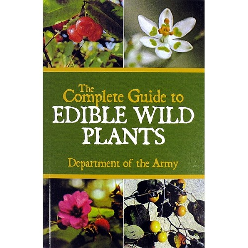 Book: The Complete Guide to Edible Wild Plants