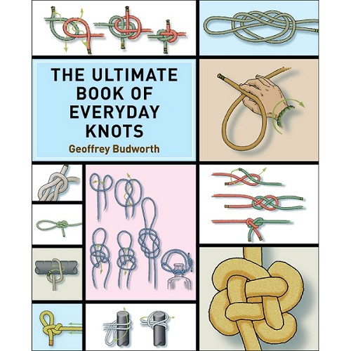 Book: The Ultimate Book of Everyday Knots